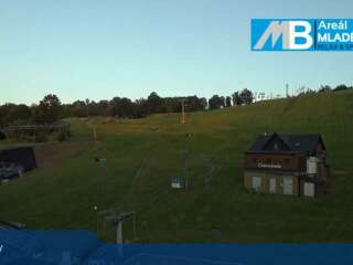 Mladé Buky Ski areál
