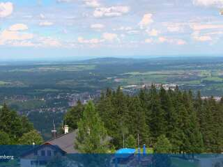 zur Webcam Bad Tölz / Blomberg