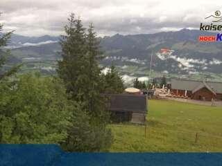 Bergfex Webcam / Bergbahn Kössen