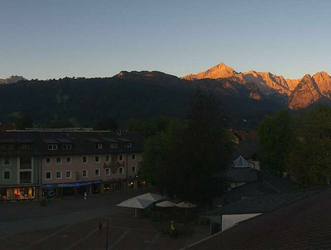 Webcam Garmisch-Partenkirchen