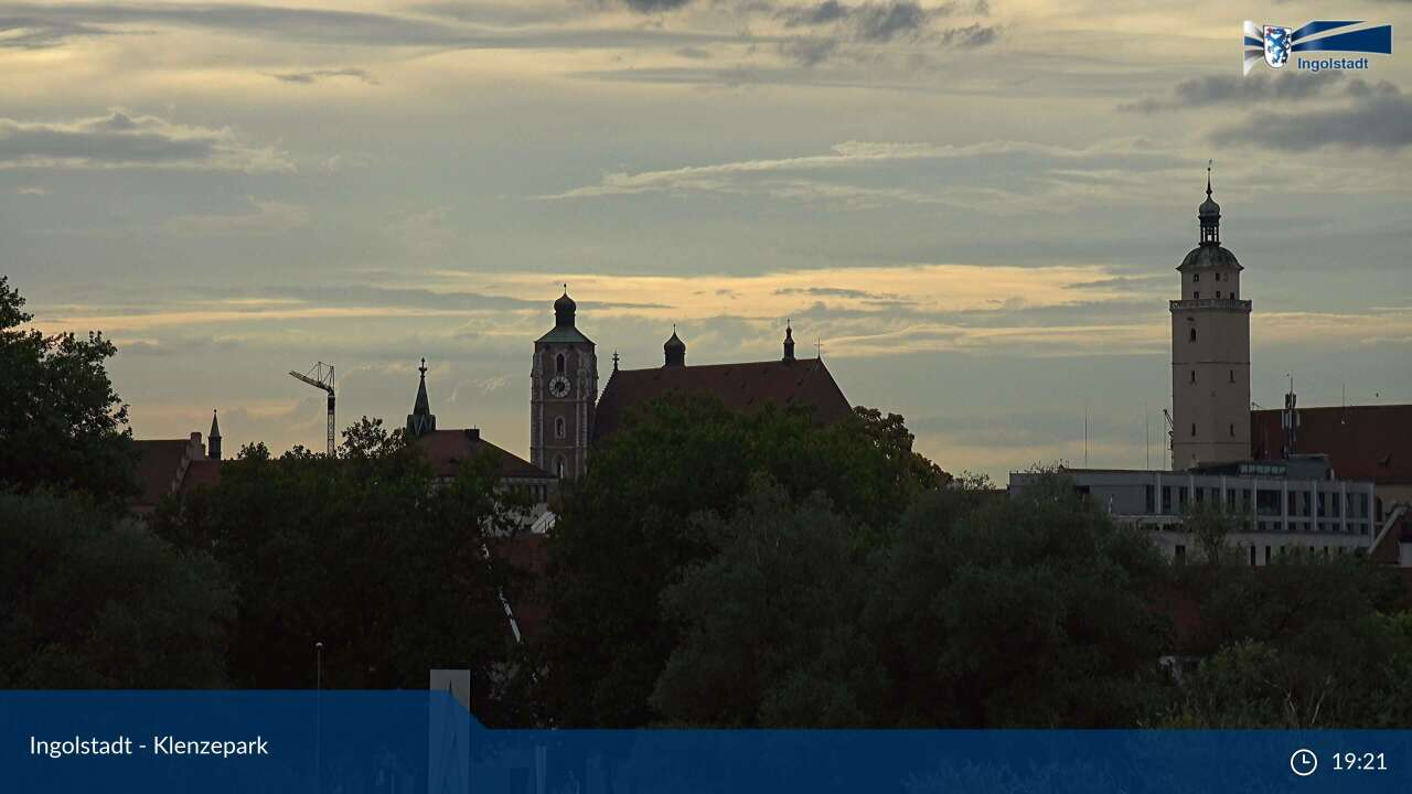 Ingolstadt Webcam
