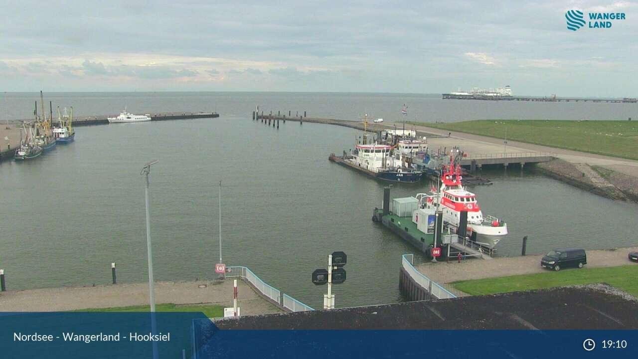 Webcam Emden Außenhafen