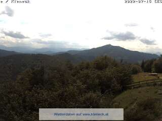 Bergfex Wetter Unterberg Pernitz Wettervorhersage Unterberg