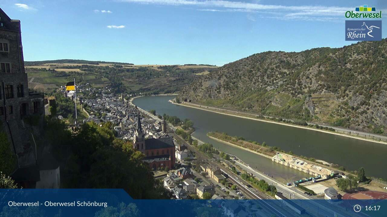 Webcam Oberwesel