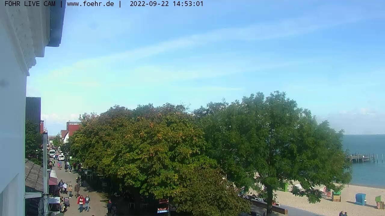 Föhr Webcam