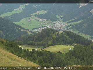 Bergfex Webcam Bergstation Col De Valvacin Pozza Di