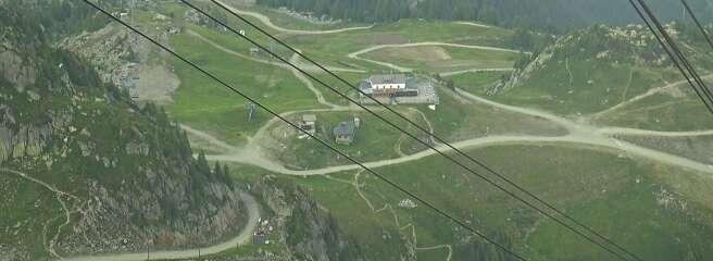 Webkamera Chamonix Mont-Blanc