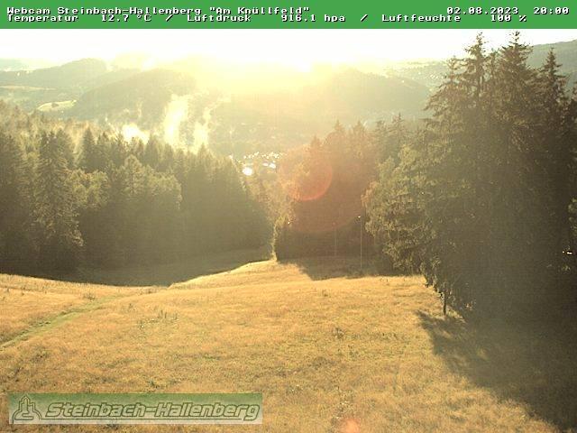Wetter Steinbach-Hallenberg