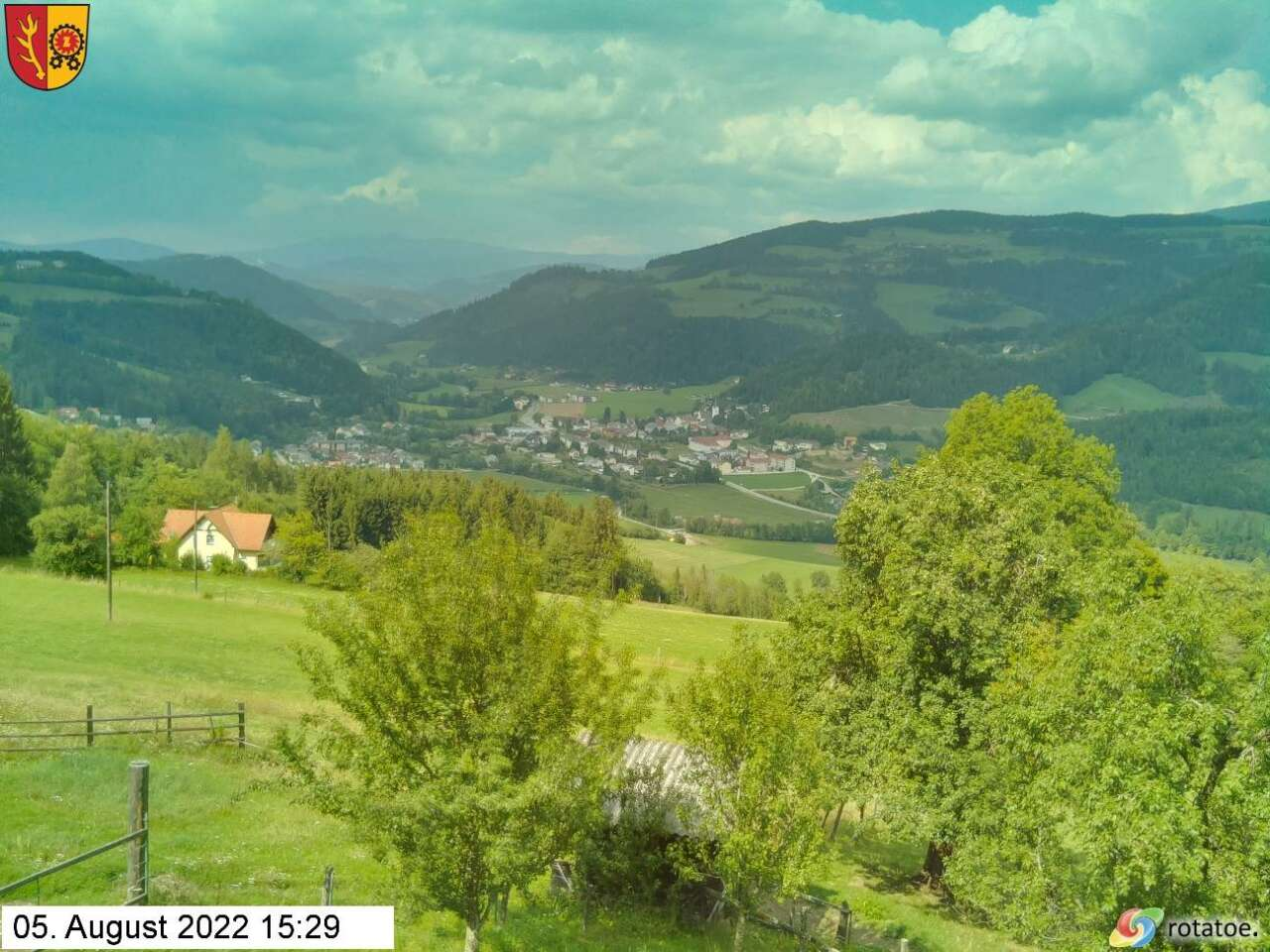 Webcam Sittenberg/Klein Sankt Paul